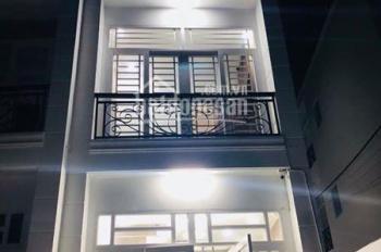 Bán Nhà 3 Tầng Tô Ngọc Vân Q12 Đúc Thật 100% Cách Gò vấp 500m