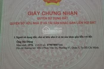 Nhà cấp 4 trong KDC huyện Củ Chi, sổ hồng riêng, giá 700 triệu