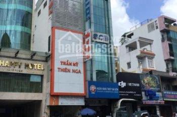 Nhà Bán mặt tiền Lý Thái Tổ,Q10 , DT  5 x 34m, nở hậu L 9m, DTCN : 159.4m2, giá đầu tư :  37 tỷ