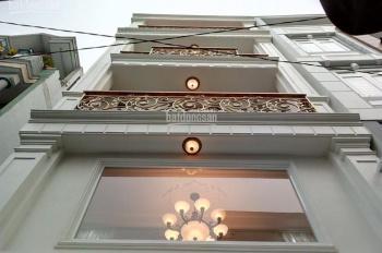 Bán nhà HXH Bà Lê Chân quận 1. 4 x 18m, 2 lầu, giá 12,5 tỷ.