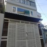 Bán nhà 4,5x7m, 1 lửng, 1 lầu, 3PN, hẻm 4m Phạm Hùng, Phường 4, Quận 8, lh 0938722995