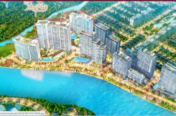 Phú Mỹ Hưng mở bán dự án Midtown view trực diện sông, chỉ TT 20% nhận nhà, Bank hỗ trợ 0% L.S