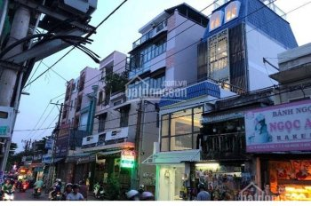 Bán nhà mặt tiền đường Vĩnh Viễn, P. 4, Q. 10, DT: 4.8 x 15m, giá 18 tỷ TL