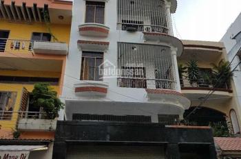 Cho thuê nhà 2MT Trường Sa, p2, Q. Phú Nhuận, 4x15m, 1trệt, 3lầu, 6 phòng, nội thất cơ bản