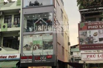 Bán nhà 2 mặt tiền Nhật Tảo, Q10, 4 lầu, cho thuê 55 triệu/tháng