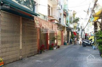 Chủ bán nhà mặt tiền đường Nguyễn Bá Tòng, khu chợ vải Tân Bình. 4.3x20m, giá chỉ 7.5 tỷ TL