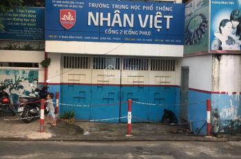 Nhà MT Đoàn Hồng Phước, P Hòa Thạnh 4x27m nở hậu 4.6m vị trí kinh doanh 7.4 tỷ