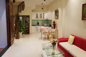 Chính chủ bán nhà mới xây phố Trương Định, cách đường 100m (41m2 - 3.3 tỷ)
