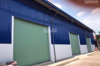 Cho thuê kho xưởng DT 300m2 CC tại mặt tiền ĐT 743, An Phú (gần Miếu Ông Cù). LH A Phú 0971718778