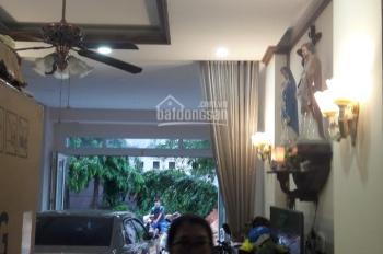 Cho thuê nhà 4*20m 1 trệt 2 lầu nhà mới xe hơi vào nhà Nguyễn Thái Sơn, hẻm 12m hẻm thông