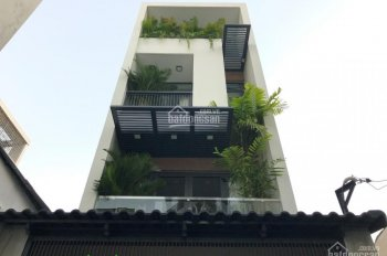 Nhà Gò Vấp, Quang Trung, P. 8 nhà mới hẻm xe hơi DT: 4x18m, đúc 3 tấm giá rẻ 6.199 tỷ