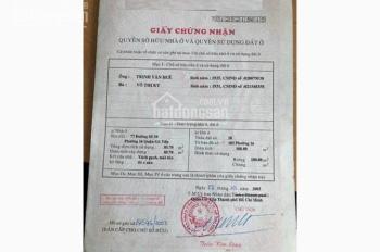 Nhà nát hẻm xe tải 467 Lê Đức Thọ, P16, 4,5x24m, hẻm đối diện BV GV cũ, giá 6,8 tỷ, Tl ít, SHR
