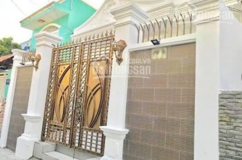 Nhà biệt thự dát vàng 1056/36 Huỳnh Tấn Phát, Q7, TP HCM: DT, 102m2, giá 4,9 tỷ