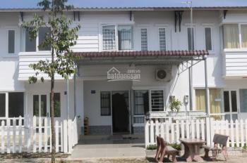 Bán nhà 1 trệt 1 lầu có sân vườn khu đô thị mới DTA - Happy Home Nhơn Trạch