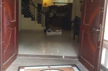 Cho thuê nhà hẻm 10m 1 trệt 2 lầu 4PN Lê Thị Hồng, khu căn cứ 26 kiểu biệt thự