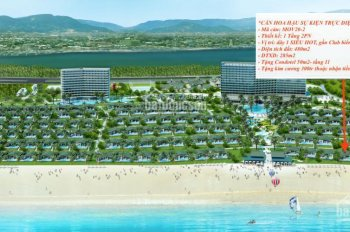 Duy nhất 1 căn villa trực diện biển cam kết lãi năm 10%. Tặng condotel + kim cương 4,6 tỷ