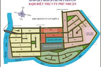 Bán đất Phú Nhuận quận 9, ngay Đỗ Xuân Hợp, 14,5x20m, sổ đỏ vị trí đẹp, giá 32,5tr/m2