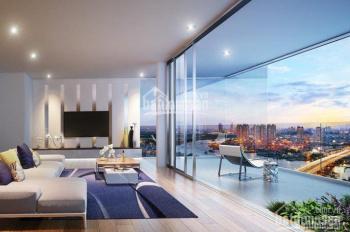 Cho thuê CH penthouse Vinhomes Central Park, 300m2 có 3PN, nội thất Châu Âu ở ngay. LH 0977771919