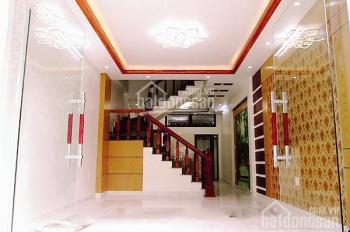 Bán căn nhà độc lập 60m2, 4 tầng, ĐN ngõ thông 66 Nguyễn Tường Loan, HP
