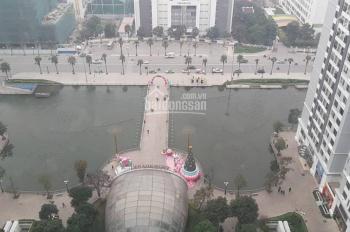 Bán căn góc 110.3m2, 4.15 tỷ - tầng trung, view nhạc nước đẹp Times City, 0901793288