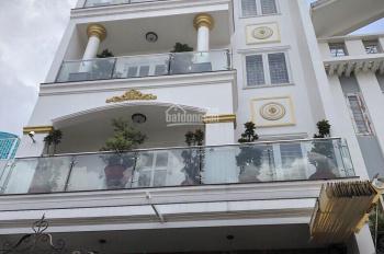 Bán căn hộ cao cấp siêu đẹp tại Ung Văn Khiêm, Bình Thạnh DT: 8x20m 4 lầu 32P. Giá chỉ 18,5 tỷ