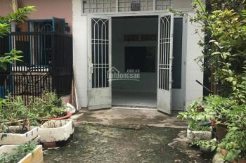 Nhà nguyên căn cho thuê, gần ĐH Luật, nhà thờ Fatima Bình Triệu