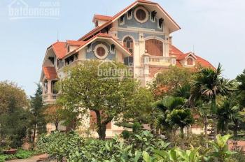Bán biệt thự nhà vườn cực đẹp diện tích 8000m2 tại xã Cổ Đông, Sơn Tây, Hà Nội