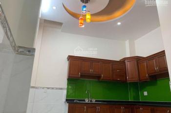 Cho thuê nhà nguyên căn HXH đường Cây Trâm gần ngã 3 Phạm Văn Chiêu, P14, Q. Gò Vấp