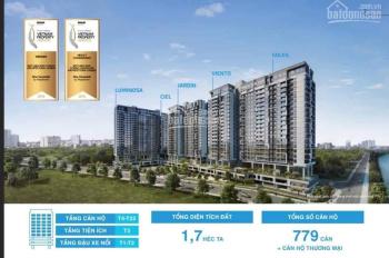 Mở bán dự án căn hộ cao cấp One Verandah đường Bát Nàn, TML, Q2, giá F1 cạnh tranh. LH 0979153933