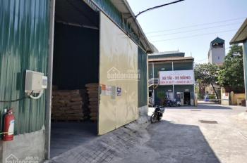 Cho thuê 145m2 kho xưởng Trạm Trôi, Tân Lập, Hà Nội 0902024608
