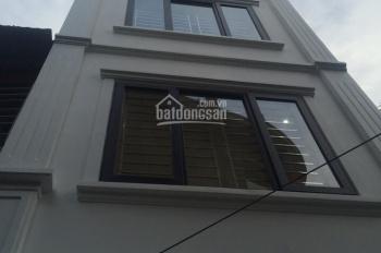 Chủ gửi bán gấp nhà 4 tầng 33m2 rẻ không tưởng xóm Hầu Phan Đình Giót 33m2 - 1.88 tỷ mặt tiền 4m