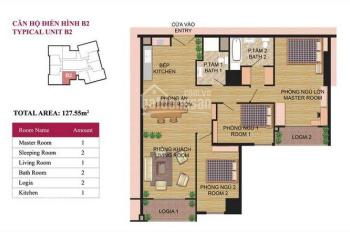 Chính chủ gia đình muốn bán căn hộ cao cấp Hà Đô Park View, full nội thất view Keangnam, Trung Hòa
