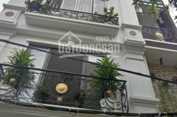 Chính chủ bán nhà phân lô cán bộ Mỗ Lao đầu đường Lê Văn Lương HĐ, diện tích 50m2, xây 4 tầng to