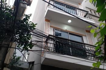 Nhà Triều Khúc, Thanh Xuân, đường ngõ thông nhà xây mới thiết kế đẹp, 35m2*5T, 2.3 tỷ. 0899262633