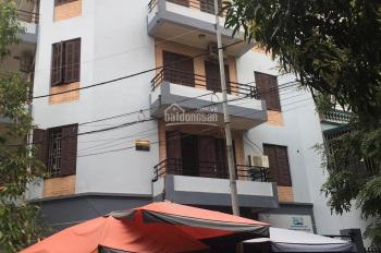 Cho thuê nhà riêng tại phố Phạm Thận Duật, Mai Dịch 80m2 x 5 tầng, MT 11m ngõ ô tô giá 25 triệu/th