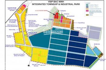 Đất nền dự án Sing Garden, mặt phố đi bộ, tiềm năng cực lớn, đóng 30%, giá 15,5tr/m2