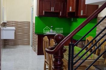 Cho thuê nhà nguyên căn HXH 1 sẹc Phạm Văn Chiêu, DT 3mx13m, 1T 1L. LH 0935528940