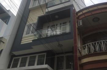 Cần bán nhà 3 mặt tiền hẻm rộng 4m hẻm 43 Thành Thái, P. 14, Q. 10, (4x17m), giá 11.5 tỷ