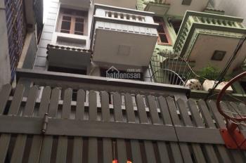 Bán nhà PL 57m2 5 tầng phố Vũ Hữu, Phường Thanh Xuân Bắc, 2 mặt ngõ rộng ô tô vào nhà SĐCC, 5,2 tỷ