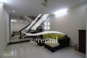 Cho thuê nhà nguyên căn để ở, làm văn phòng phường Thảo Điền, giá 42tr/th. LH 0909246874.