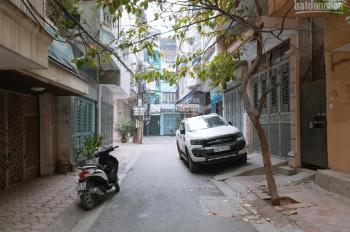 Bán nhà phân lô ô tô Linh Lang – Liễu Giai 40m2, 4 tầng, MT 4m, 6.8 tỷ