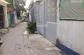 Bán nhà hẻm Nguyễn Bặc, P3, Tân Bình, DT 3.5x15.5m, 1 trệt, 1 lầu, giá 4.8 tỷ