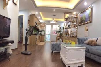 Bán căn hộ chung cư 70,39m2 có 2 ngủ đủ nội thất nhà thoáng mát HH4B Linh Đàm 1,2 tỷ, 0989553623