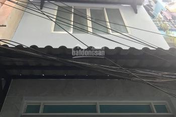 Bán nhà đường Nguyễn Trãi quận 5 gần chợ Bàu Sen kết cấu 1 trệt, 1 lầu, 1 lửng, ST, CC đăng tin bán