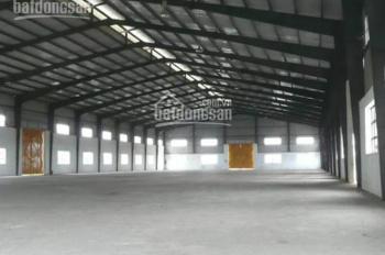 Cho thuê kho mặt tiền đường Nguyễn Văn Cừ nối dài, diện tích 22m x 60m, giá 60 triệu/th