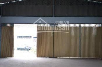 Cho thuê kho xưởng MT đường Thanh Niên xã Xuân Thới Sơn Hóc Môn, DT 850m2, giá 22 tr/th