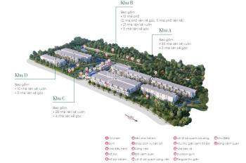 Ra giêng bán lỗ căn nhà phố Rosita Khang Điền Q9 giá 3,750tỷ (giá độc quyền)
