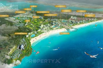 Biệt thự nghỉ dưỡng cao cấp Bãi Dài liền kề sân bay Cam Ranh, cam kết lợi nhuận 16%. LH: 0902600291