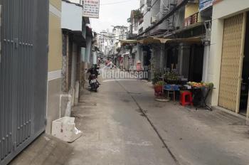 Bán nhà hẻm xe hơi , hẻm 287/ Nguyễn Văn Luông,Phường 12, Q.6 (5x14.5) 2 MT Trước sau