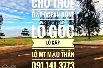 Cho thuê đất nền Ocean Dunes, vị trí đẹp thuận tiện kinh doanh lâu dài, LH 091.141.3773